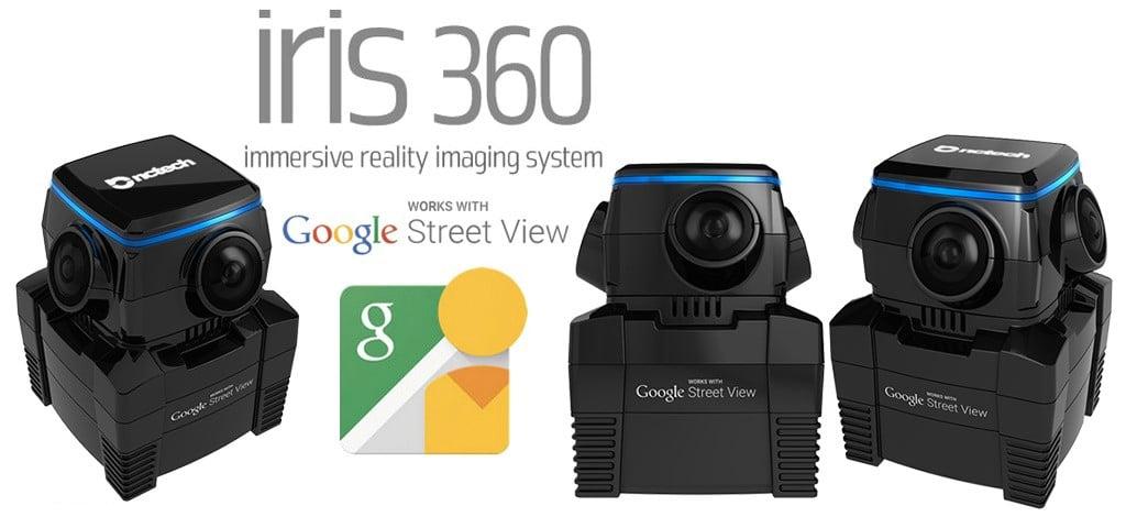 NCTech – Iris 360