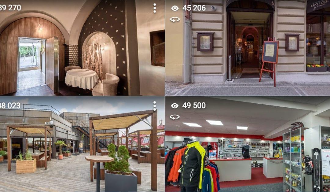 PANOPLAY.CZ – virtuální prohlídky pro Váš business